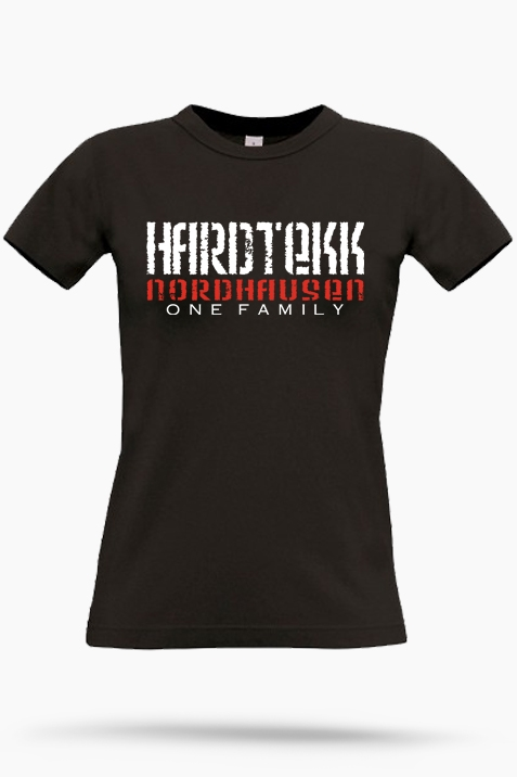 Girlie- Hardtekk Nordhausen schwarz